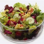FFF Challenge #7:  Eat 2 Fresh Green Salads a Day