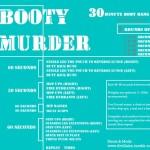 Booty Murder #Workout