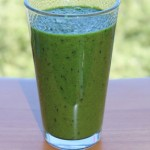 FFFC #Challenge #22:  Drink Green