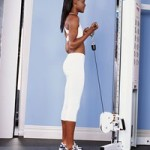 Woman vs. Machine #Workout