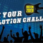 Rock Your Resolution Challenge 2013