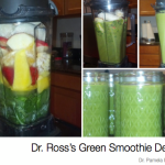 Dr. Pamela Ross' Green Smoothie Delight