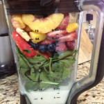 April 4, 2013 Green Smoothie