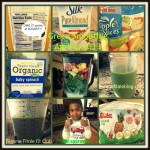 April 2, 2013 Green Smoothie