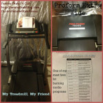 My Treadmill, My Friend