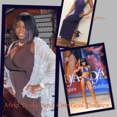 Featured Fitale Georgina Graham from overweight to figure competitor