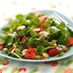 Noon Fitness Flash Challenge – Eat salad