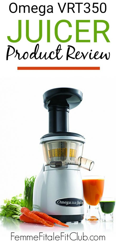 Omega VRT350 Juicer Product Review #juicer #juicing #omegajuicer #juice