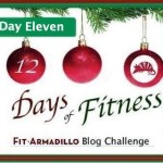 Twelve Days of Fitness – Day 11