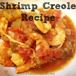 Meal Mondays:  Shrimp Creole Recipe