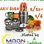 Nutribullet Giveaway (CLOSED)