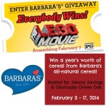Barbara's All-Natural Cereal Giveaway (CLOSED)