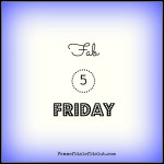 Friday Five:  My 5 Favorite Exercises