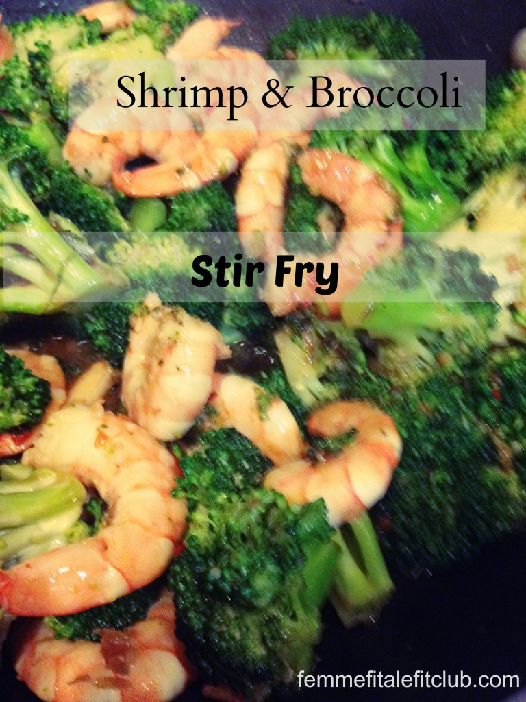 ShrimpandBroccoli