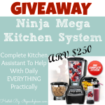 Ninja Mega Kitchen System Giveaway!! (CLOSED)