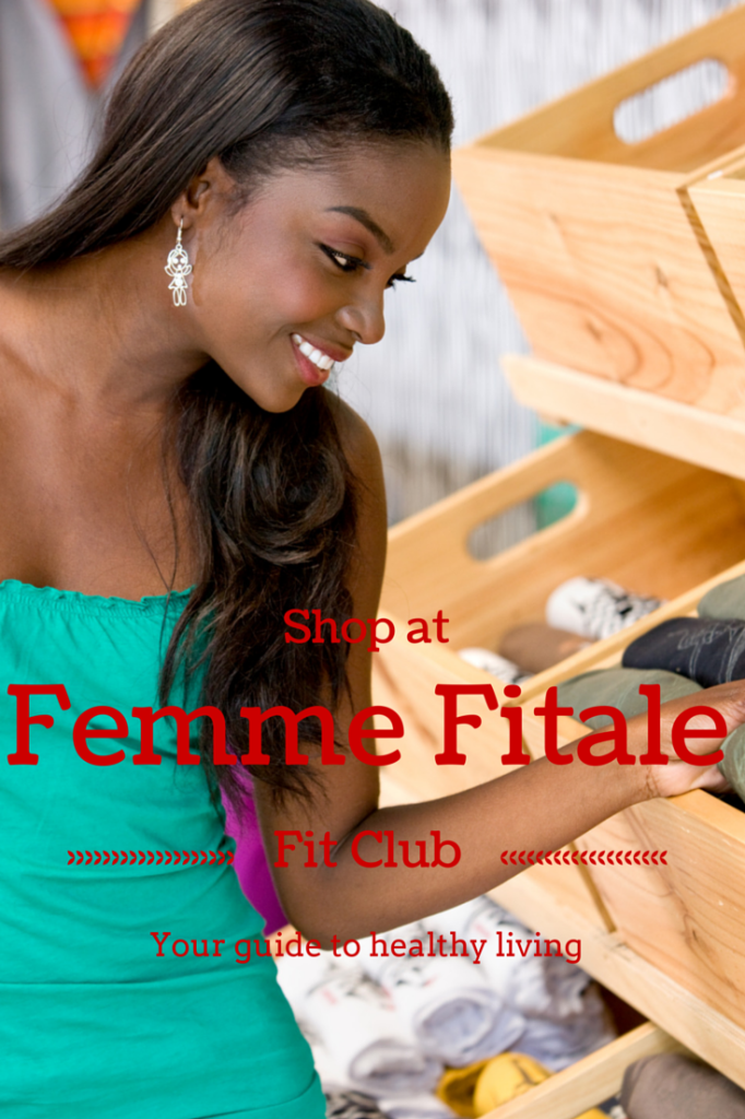 Shop our store for the latest health appliances, fitness gear, activewear and fitness DVDs at Femme Fitale Fit Club