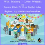 July DietBet Challenge – Lose Weight In 4 Weeks