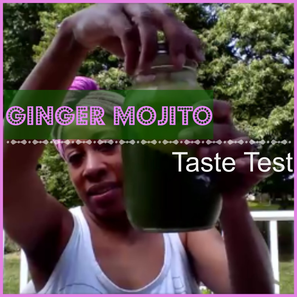 Ginger Mojito Juice Recipe