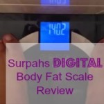 Product Review:  Surpahs Digital Body Fat Scale
