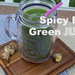 Spicy Bite Green Juice Recipe