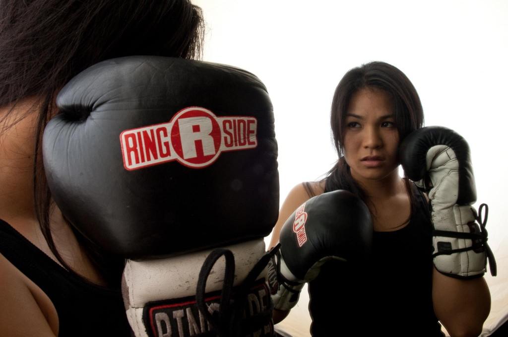 Dara Shen female boxer