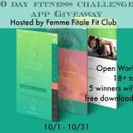 October 2014 Challenges + Giveaway