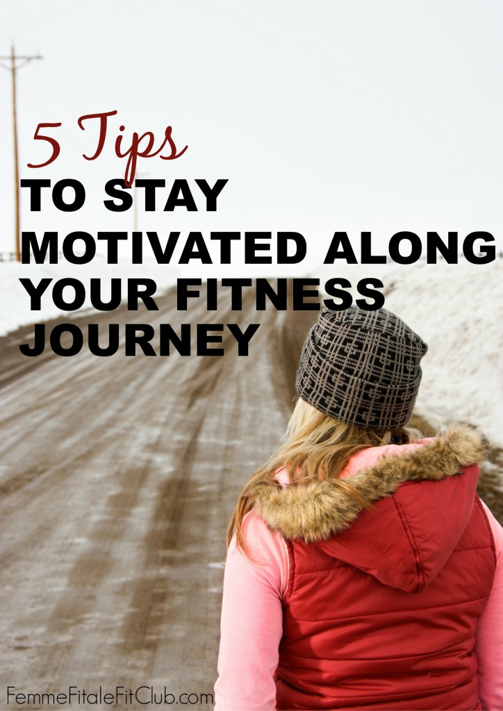 5 Tips to Stay Motivated On Your Fitness Journey thumbnail 2