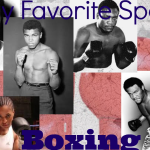 My Favorite Sport – Boxing