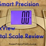 Product Review:  EatSmart Precision MaxView Digital Bathroom Scale