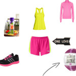 Femme Fitale Fit Club Running Gear