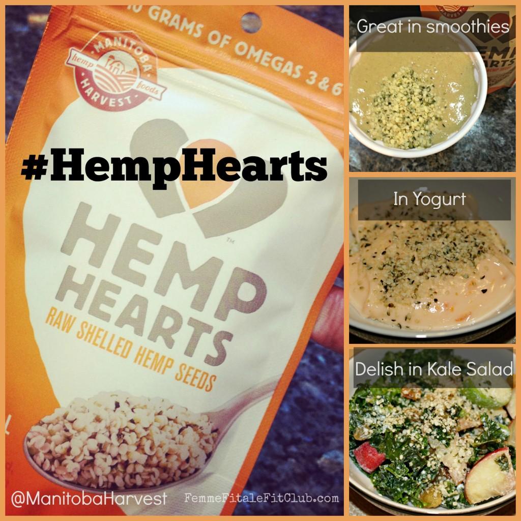 Manitoba Harvest Hemp Hearts Giveaway