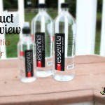 Product Review:  Essentia Water