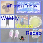 #FitnessFriday – Adjustments
