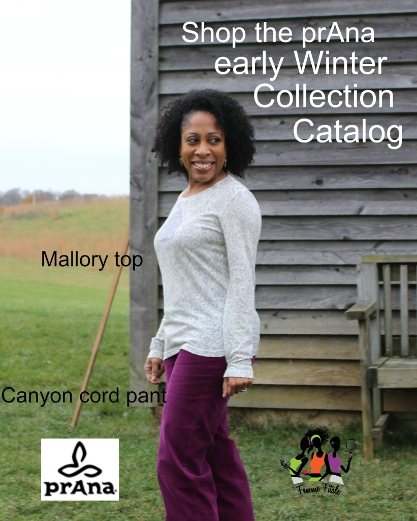 Mallory Top and Canyon Cord Pant by prAna Early Winter Collection Catalog #earlywintercollection #holidayshopping #prAna #sweatpink @fitapproach http://bit.ly/prAnasweatspink
