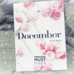 December 2014 POPSUGAR Must Have Box Unboxing