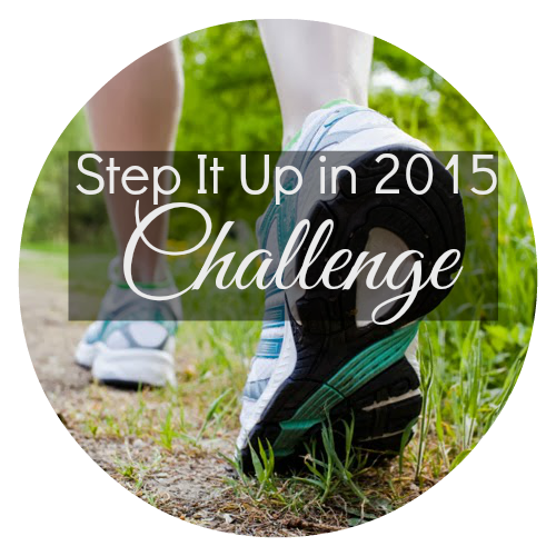 Step It Up in 2015 Challenge Cut Out #steps #10Kaday