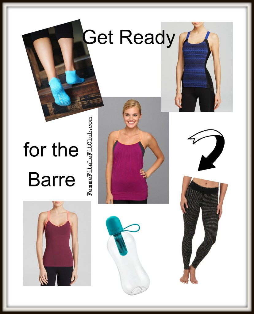 Get Ready for the Barre #barreclass #barre #barreapparel #barrepilates