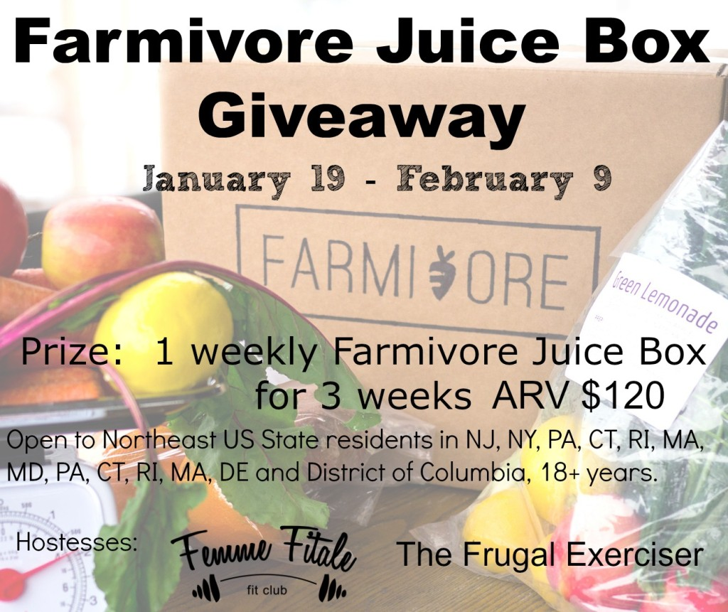 Farmivore Juice Box Giveaway