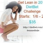 DietBet Challenge and Naked Me Tea