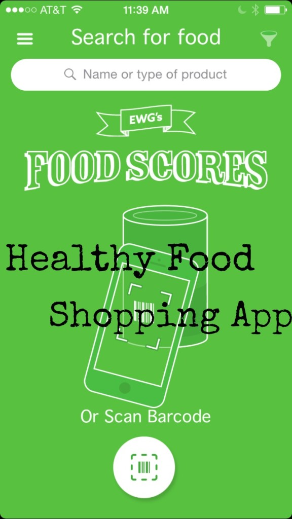 Healthy Food Shopping App #foodscores #healthyfoodapp