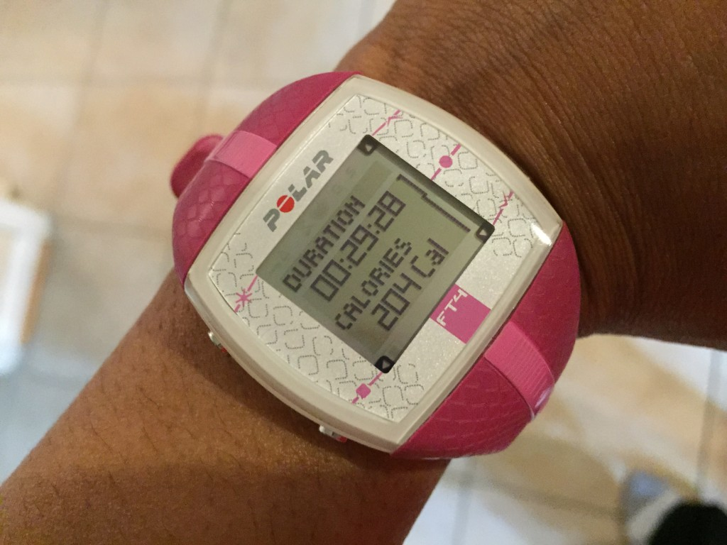 Polar FT4 HRM #polar #hrm #fitfam #workouts