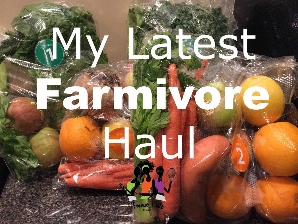 My Latest Farmivore Juice Box Haul video #farmivore #organicjuice