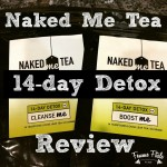 Naked Me Tea 14 Day Detox Review