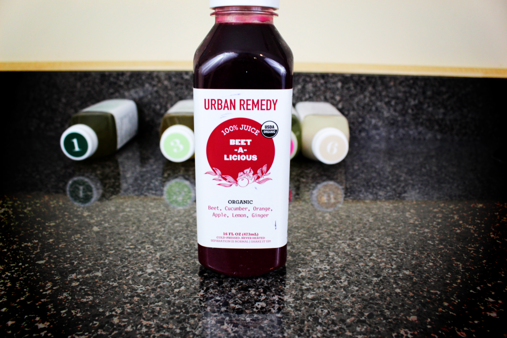 Beet-a-licious Urban Remedy