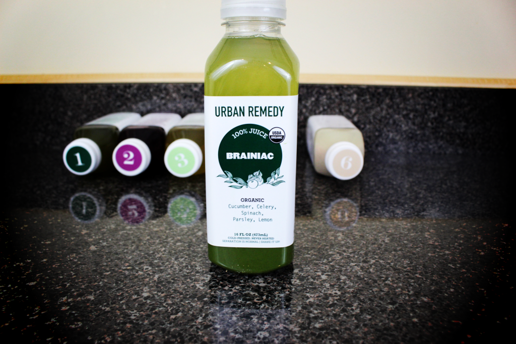 Brainiac Urban Remedy