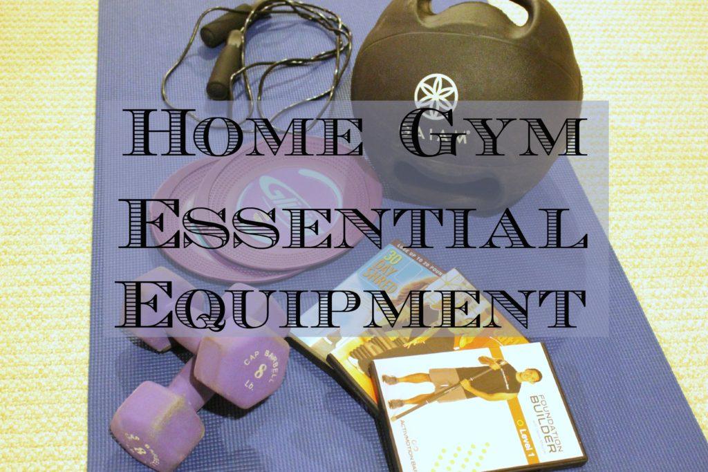 Home Gym Essential Equipment 2
