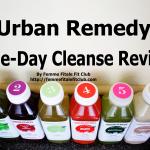 Urban Remedy One-Day Juice Cleanse Review