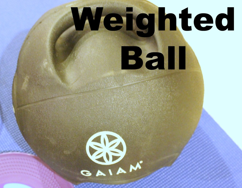 Weighted Ball or medicine ball