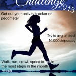 March It Out Challenge 2015