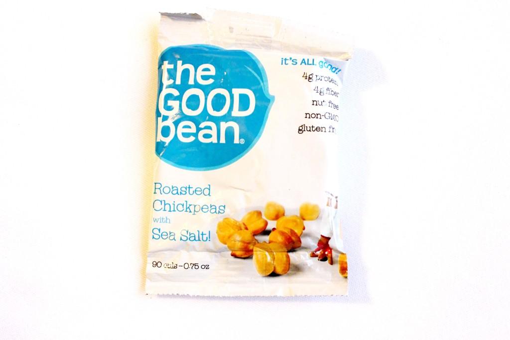 The Good Bean Roasted Chickpeas with Sea Salt
